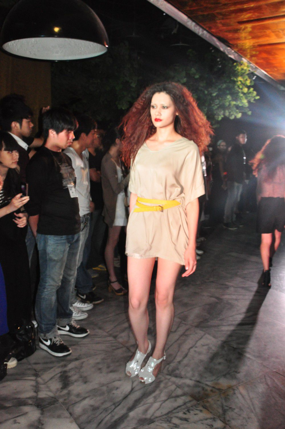 *Fashion Show At Barcode現場直擊專訪:Urban Resesarch 3