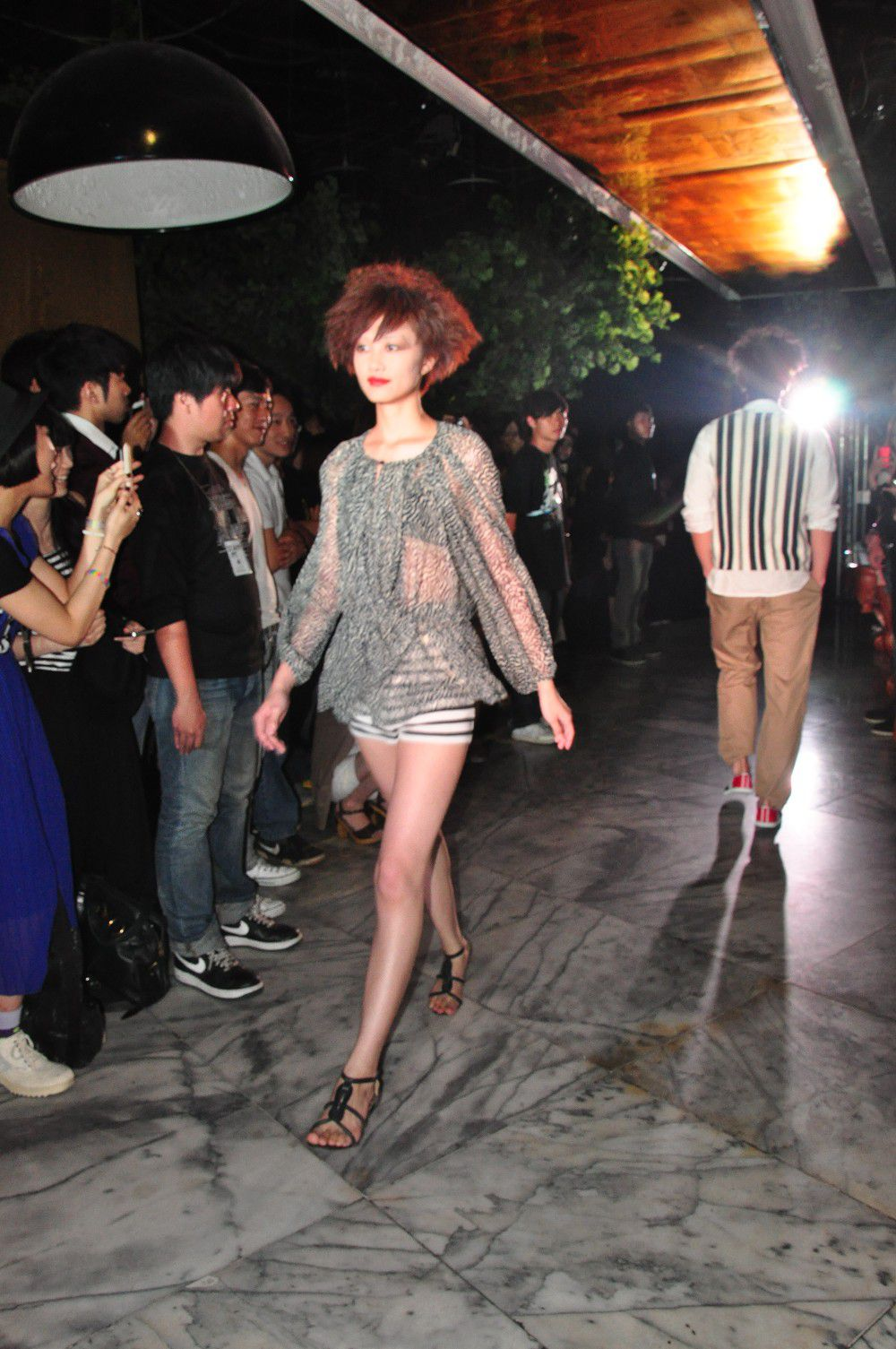 *Fashion Show At Barcode現場直擊專訪:Urban Resesarch 4