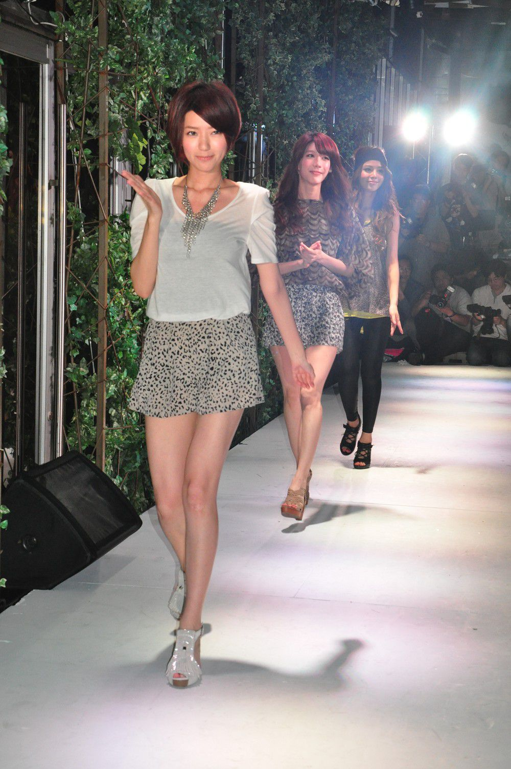 *Fashion Show At Barcode現場直擊專訪:Urban Resesarch 7