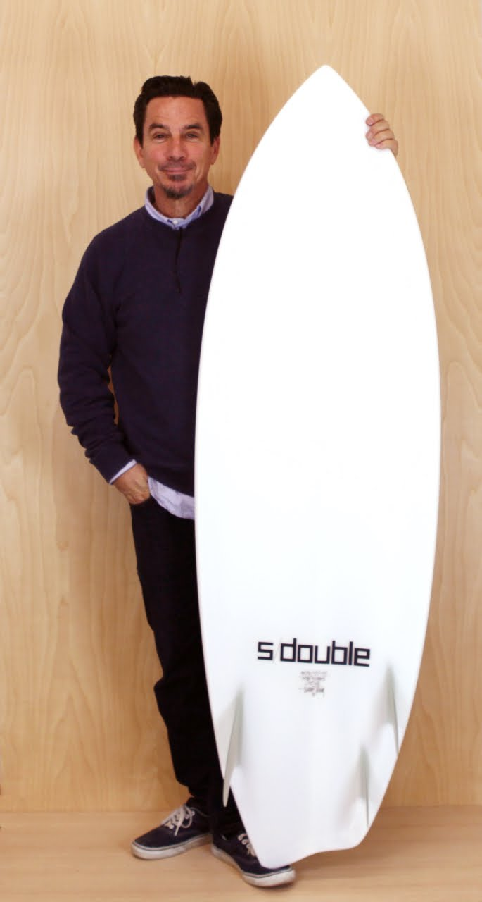 *Shawn Stussy at his Studio:S/Double Studio的製作過程 2