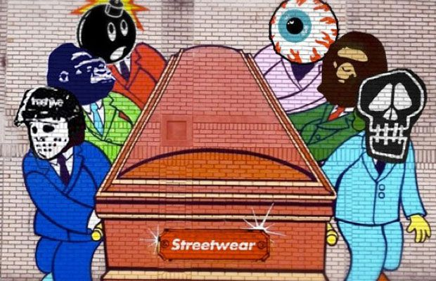 *街頭藝術家Sever告訴我們:Death of Streetwear and Street Art  2