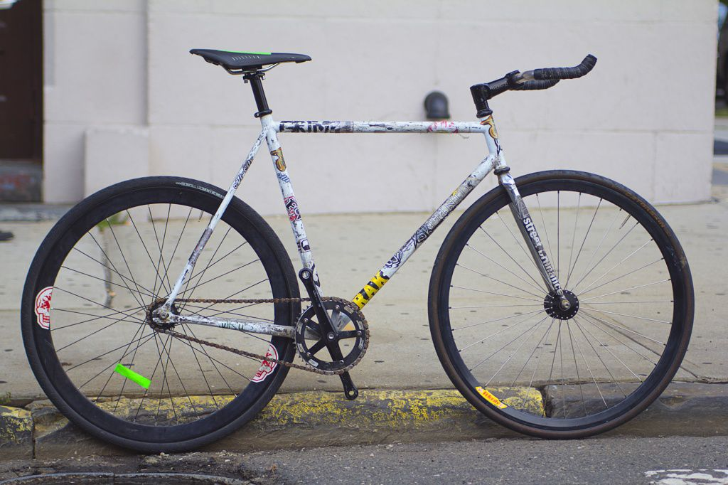 *教你當超急快遞?:PREMIUM RUSH by Affinity Cycles 1