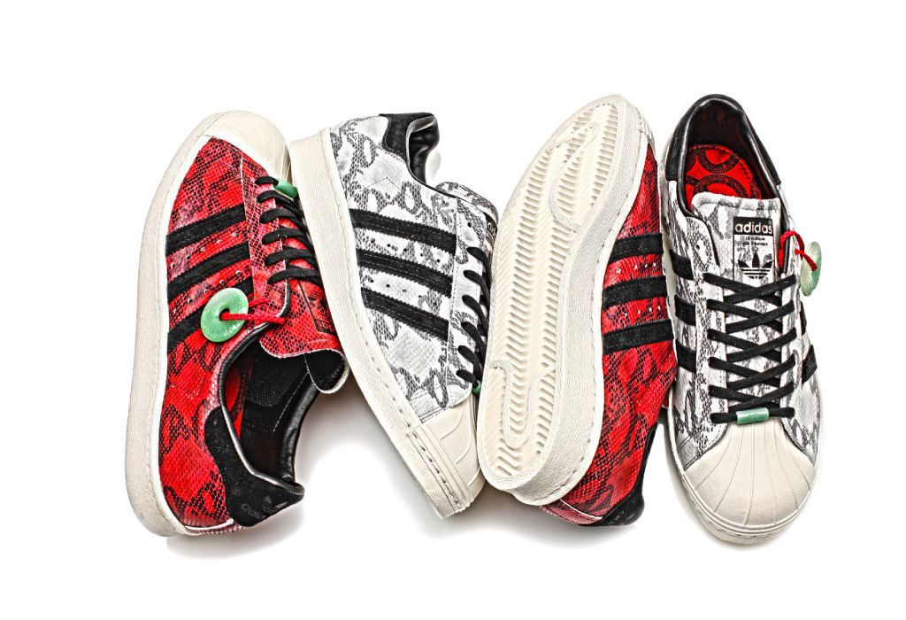 *蛇年球鞋多連發:Year of the Snake Sneakers 3