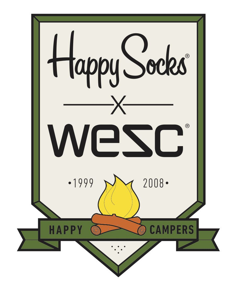 #WeSC 和 Happy Socks的點點衝擊:League of Happy Camper 1